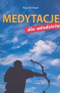 Okładka książki Medytacje dla młodzieży