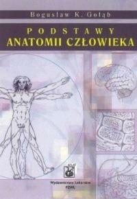 Okładka książki Podstawy anatomii człowieka