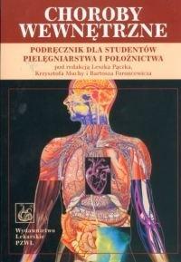 Okładka książki Choroby wewnętrzne Podręcznik dla studentów pielęgniarstwa i położnictwa