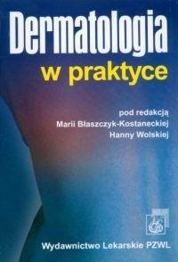 Okładka książki Dermatologia w praktyce