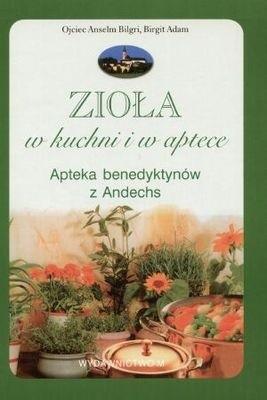 Okładka książki Zioła w kuchni i w aptece