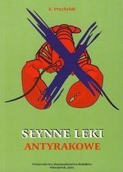 Okładka książki Słynne leki antyrakowe