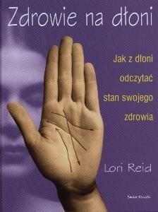 Okładka książki Zdrowie na dłoni