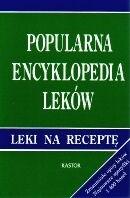 Okładka książki Popularna encyklopedia leków