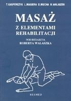 Okładka książki Masaż z elementami rehabilitacji