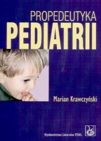 Okładka książki Propedeutyka pediatrii