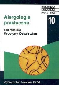 Okładka książki Alergologia praktyczna