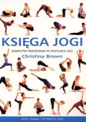 Okładka książki Księga jogi