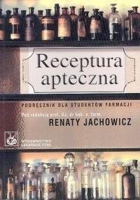 Okładka książki Receptura apteczna