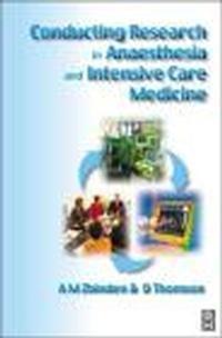 Okładka książki Conducting Research in Anaesthesia & Intensive Care Medicine