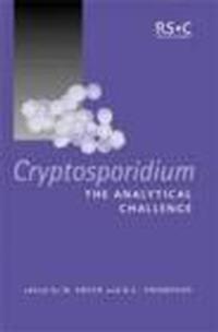Okładka książki Cryptosporidium
