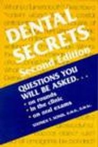 Okładka książki Dental Secrets