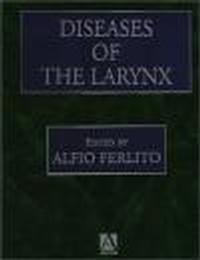Okładka książki Diseases of Larynx