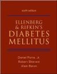 Okładka książki Ellenberg & Rifkin's Diabetes Mellitus