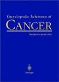 Okładka książki Encyclopedic Reference of Cancer