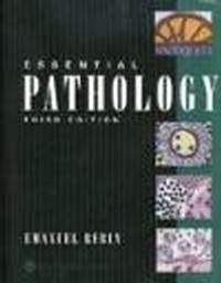 Okładka książki Essential Pathology 3ed