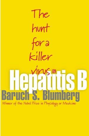 Okładka książki Hepatitis B: The Hunt for a Killer Virus
