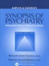 Okładka książki Kaplan & Sadock's Synopsis of Psychiatry