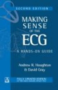 Okładka książki Making Sense of ECG