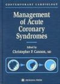Okładka książki Management of Acute Coronary Syndromes