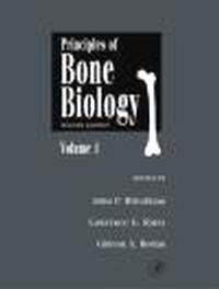 Okładka książki Principles of Bone Biology 2 vols