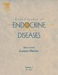 Okładka książki Encyclopedia of Endocrine Diseases