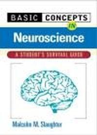 Okładka książki Basic Concepts in Neuroscience