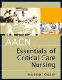 Okładka książki Aacn Essentials Of Critical Care Nursing