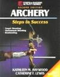 Okładka książki Archery Steps to Success