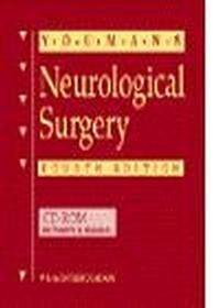 Okładka książki Youman's Neurological Surgery CD-Rom