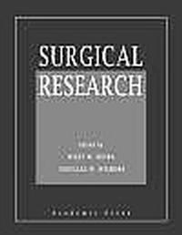 Okładka książki Surgical Research