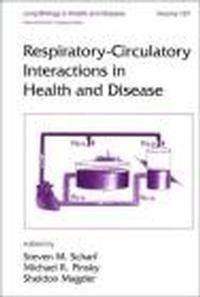 Okładka książki Respiratory Circulatory Interactions in Health & Disease