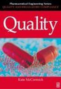 Okładka książki Quality Part Two Quality and Regulatory Compliance