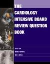 Okładka książki Cardiology Intensive Board Review Question Book