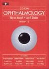 Okładka książki CD-Rom Ophthalmology