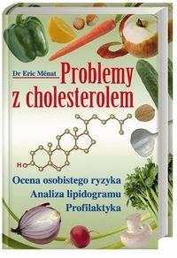 Okładka książki Problemy z cholesterolem