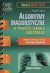 Okładka książki Algorytmy diagnostyczne w praktyce lekarza rodzinnego