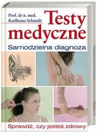Okładka książki Testy medyczne - samodzielna diagnoza