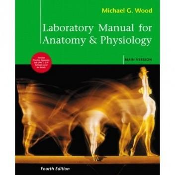 Okładka książki Laboratory Manual for Anatomy & Physiology