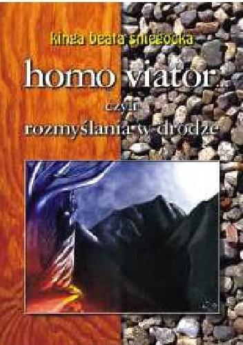 Okładka książki Homo viator czyli rozmyślania w drodze