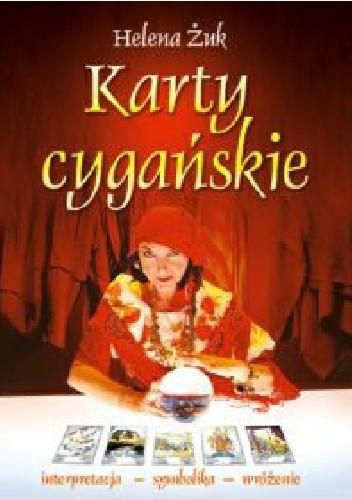 Okładka książki Karty cygańskie