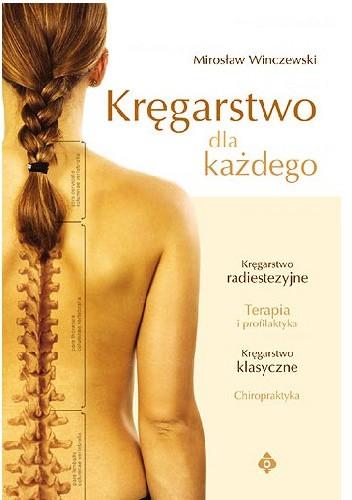 Okładka książki Kręgarstwo dla każdego