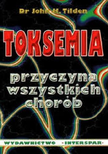 Okładka książki Toksemia
