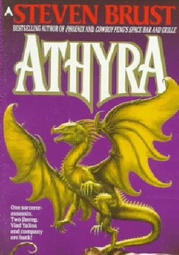 Okładka książki Athyra