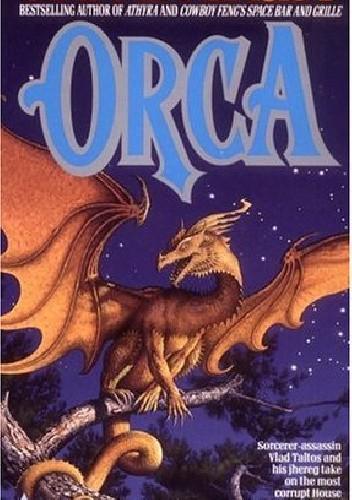 Okładka książki Orca