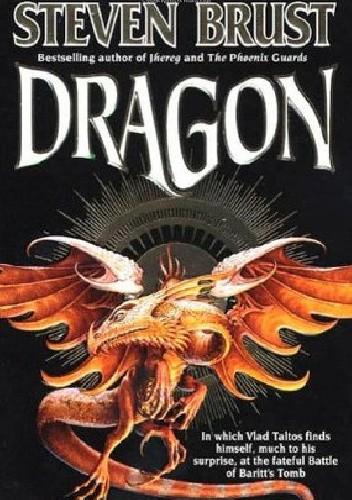 Okładka książki Dragon