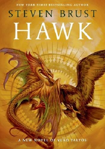 Okładka książki Hawk