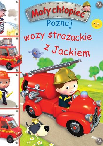 Okładka książki Poznaj wozy strażackie z Jackiem