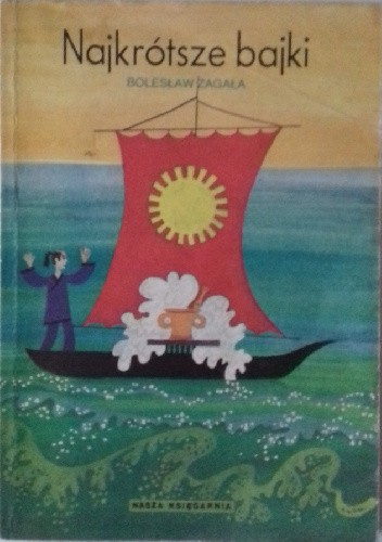 Okładka książki Najkrótsze bajki