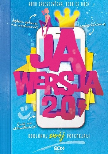Okładka książki Ja. Wersja 2,0